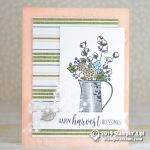 CARD: Harvest blessings from Country Home stamps