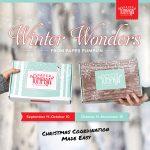 Winter Wonders from Paper Pumpkin – October and November kits