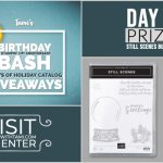 DAY 1 of my 5 Day Birthday Bash Giveaways  – Enter Here