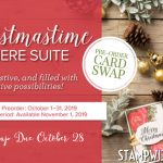 "CARD SWAP: Special ""Christmastime is Here"" Pre-Order – 8 Card Swap Due Oct 30"