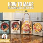 ONLINE CLASS & VIDEO: How to make Wreath Cards & Bags with August Paper Pumpkin