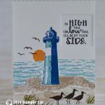 CARD: In high tide or low tide, I'll be by your side