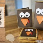 BLOG HOP & VIDEO: It's Turkey Time! Fun Thanksgiving Treat Set
