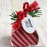 "Adorable ""Holly Jolly"" Keepsakes Box"