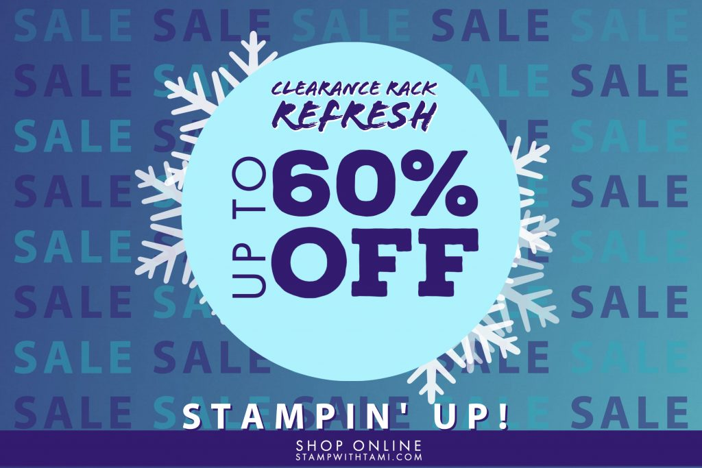 Stampin' Up! Sale and Retiring List