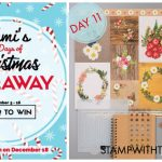 DAY 11 of 12 Days of Christmas Giveaways – Enter Here