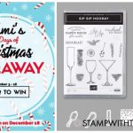 DAY 3 of  12 Days of Christmas Giveaways  – Enter Here