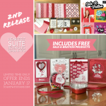 ENCORE: Heartfelt Suite Technique Kits & Class in the mail plus SAB – ends January 17