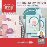 "VIDEO: February Paper Pumpkin Kit ""Lovely Day Kit"" Reveal & Giveaway"