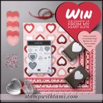 Win the From My Heart Suite – Valentine's Day Giveaway