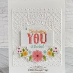 CARD: Celebrating you is the best from Birthday Jubilee