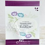 CARD: Thank you for your kindness from Layered Kindness Stamps – new