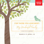 April Paper Pumpkin Kit – For Those You Love Most: My Wonderful Family