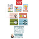 "VIDEO: March Paper Pumpkin Kit ""No Matter the Weather"" Kit and Bonus Note Cards"