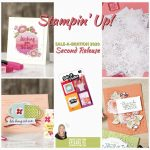 Stampin Scoop Video: Sale-a-bration 2nd Release Projects