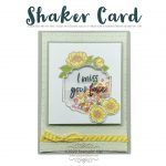 VIDEO: How to make a shake card with the new Tags In Bloom SAB Stamps