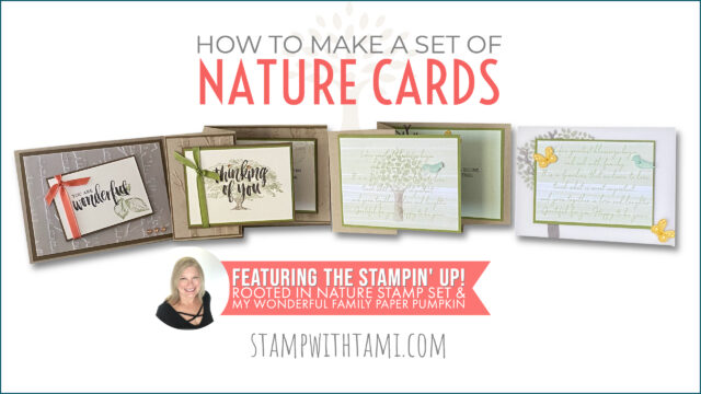 Rooted in Nature Cards