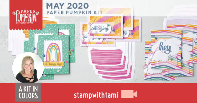 A Kit In Colors Card Kit