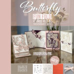 KIT: Butterfly Fun Fold Card Techniques Class and Kit ends May 21