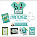 """VIDEO: """"I miss your face"""" and more fun card making projects for Covid-19 relief"""
