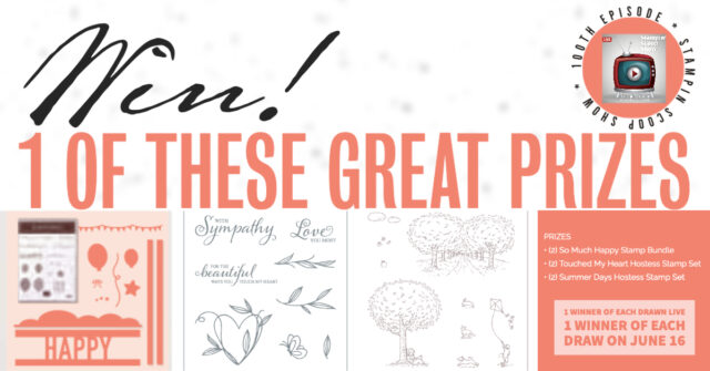 Win 2021 Stampin Up Annual Catalog