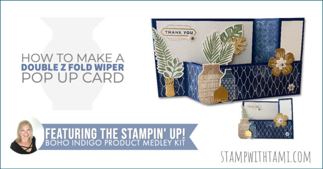 Z-Fold Wiper Card