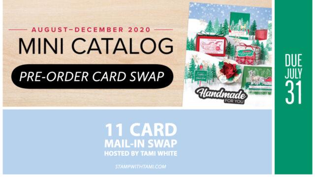 Pre-order card swap