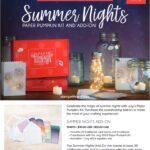 July Paper Pumpkin Kit – Summer Nights