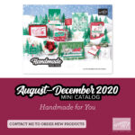 NEWS! Stampin Up Holiday Mini Catalog is now available