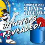 8 Days of Xmas in July 2020 Giveaway Winners Revealed