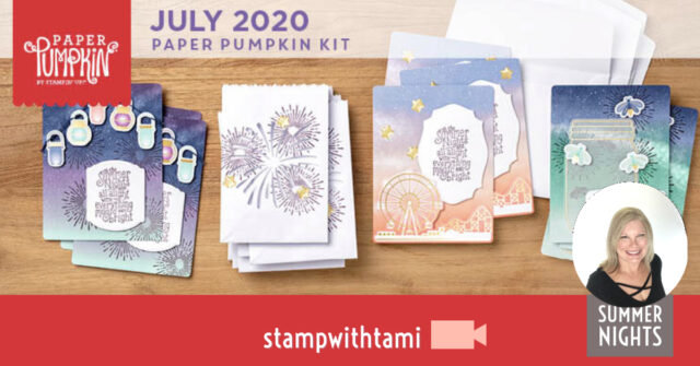 Summer Nights Card Kit