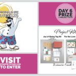DAY 6 of 8 Days of Xmas in July Giveaways  – Enter Here