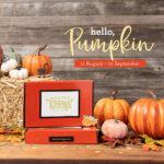 September Paper Pumpkin Kit – Hello Pumpkin!