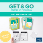 SPECIAL: 2 Free Stamp Sets and Card Kits with the Demo Kit in September