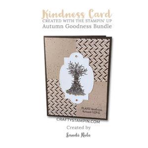 autumn goodness bundle stampin up sandi rule