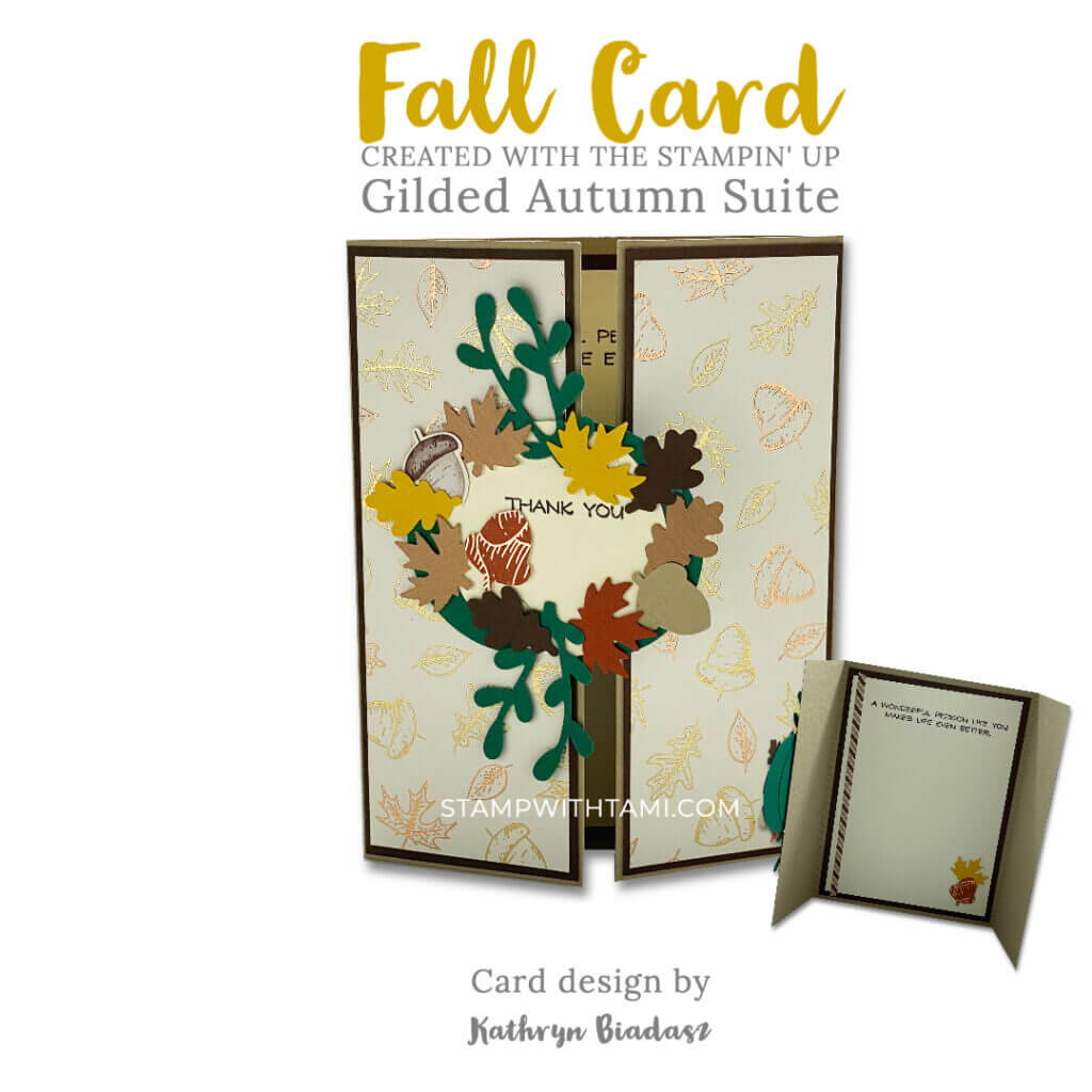 beautiful autumn 3stampin up 2020 holiday mini catalog