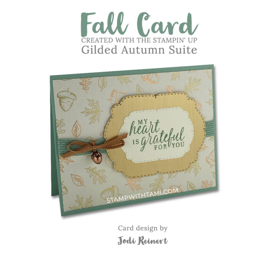 beautiful autumn stampin up 2020 holiday mini catalog