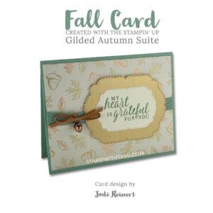 beautiful autumn stampin up 2020 holiday mini catalog