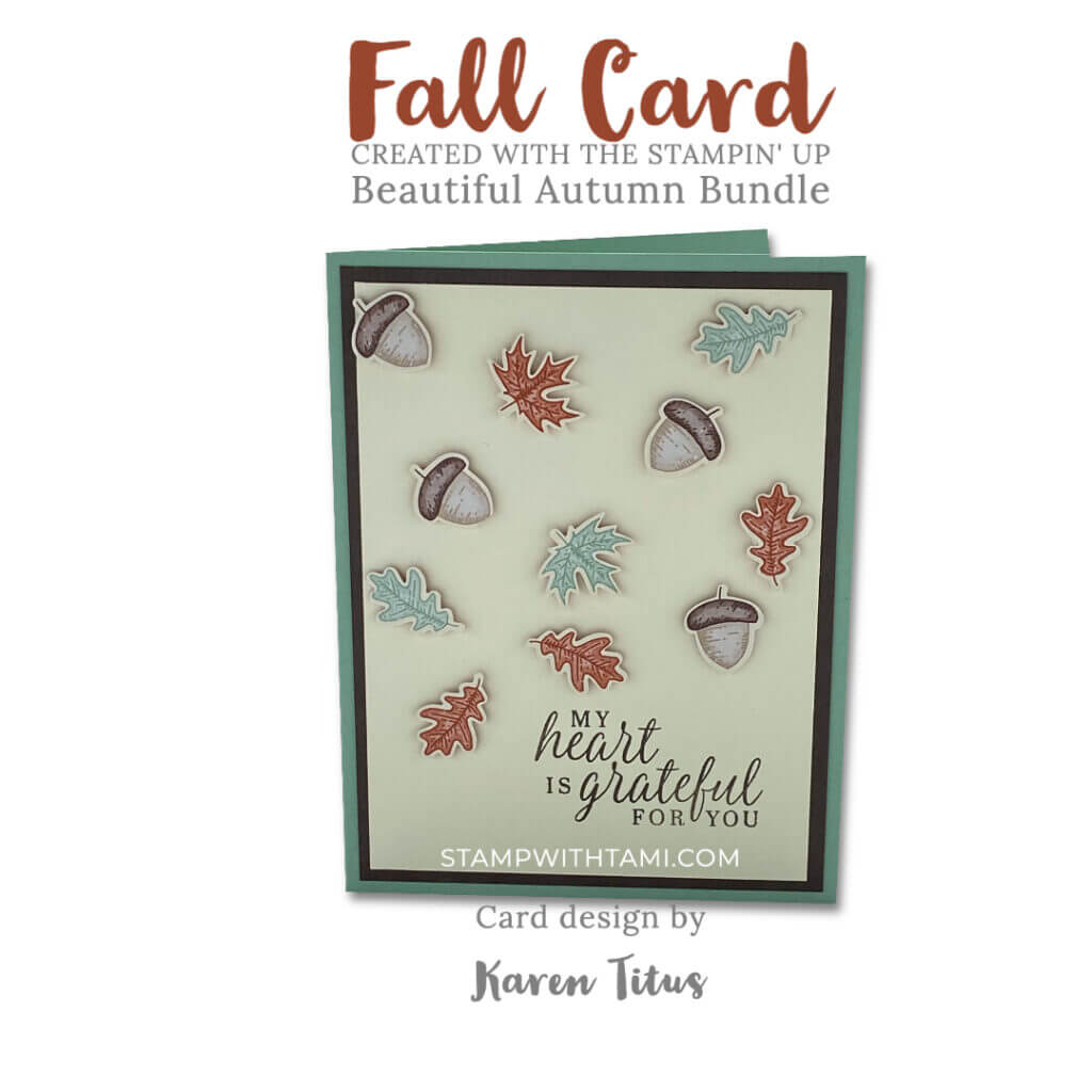 beautiful autumnstampin up 2020 holiday mini catalog