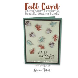 beautiful autumnstampin up 2020 holiday mini catalog