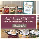 have a hoot stampin up diy craft kit