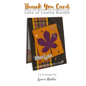 love of leaves stampin up 2020 holiday mini catalog copy