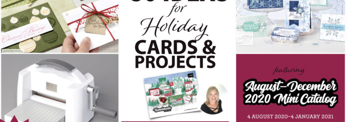 Sneak Peak Video: New Holiday Mini Catalog Ideas and Inspiration
