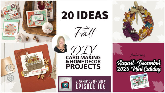 20 Paper Crafting Ideas for Fall