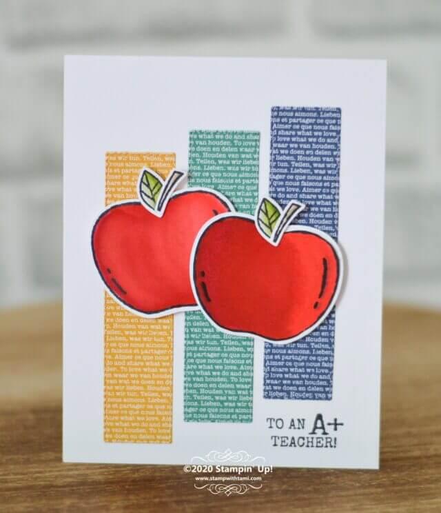 A+ Teacher Apple Card