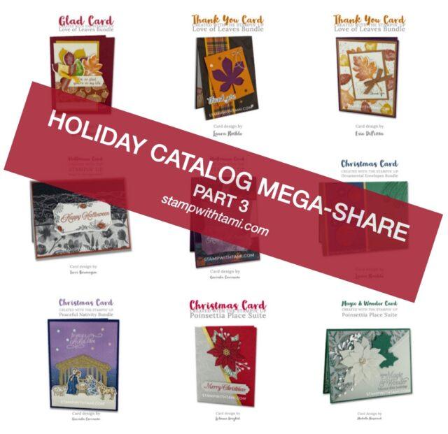 Holiday Mini Catalog Mega Share