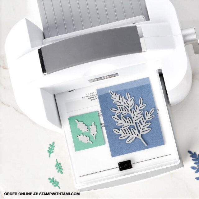 Stampin Cut & Emboss Machine available now