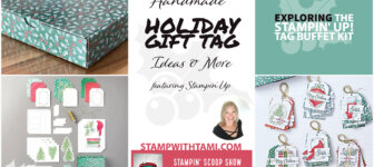 Exploring the Tag Buffet Kit with Exclusive Ides – Episode 108