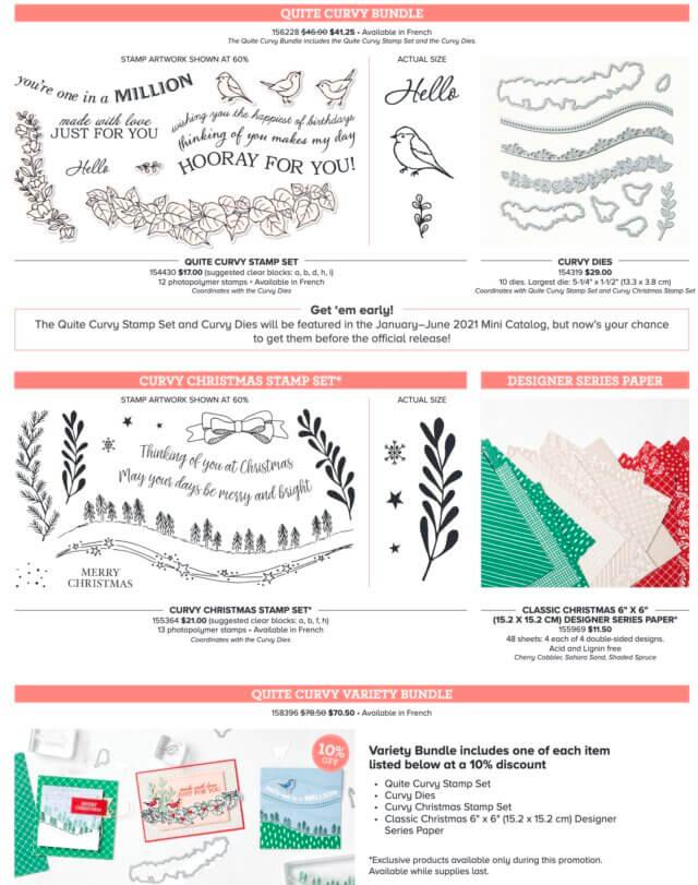 Curvy Celebrations Variety Bundle