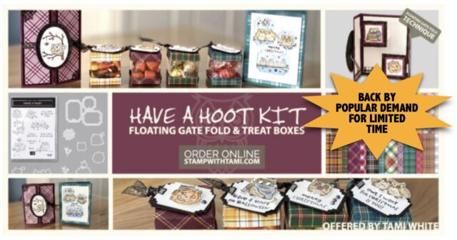 Have a Hoot kit